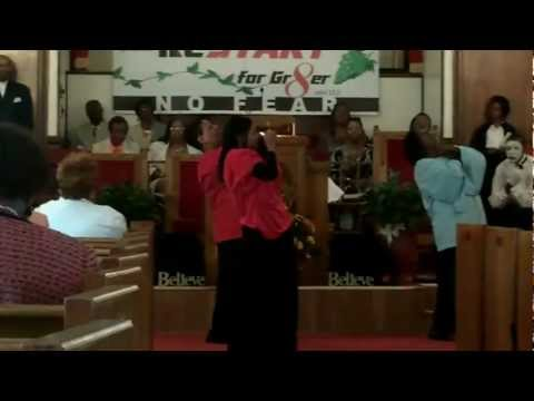 In The Presence Of The King Praise Dance