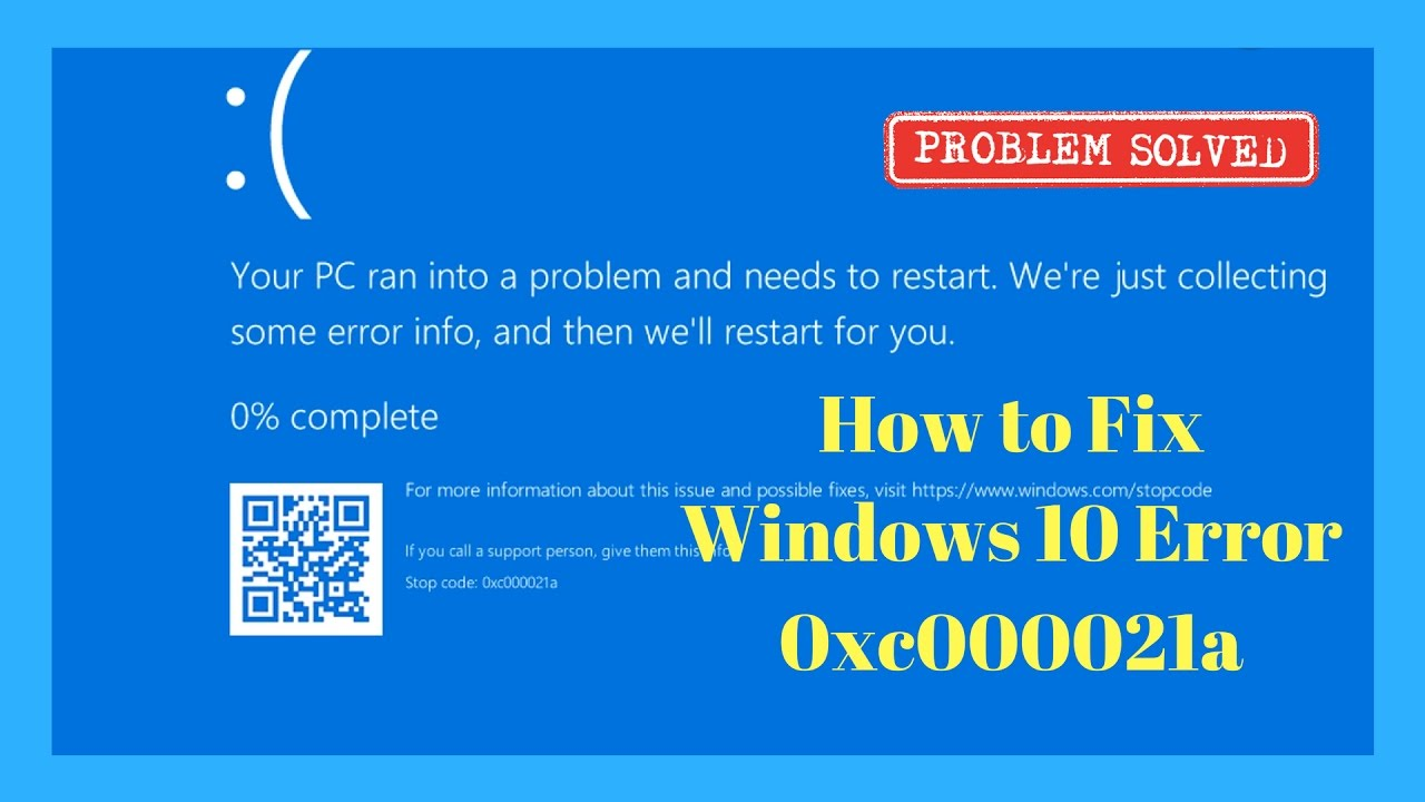 fix windows 10