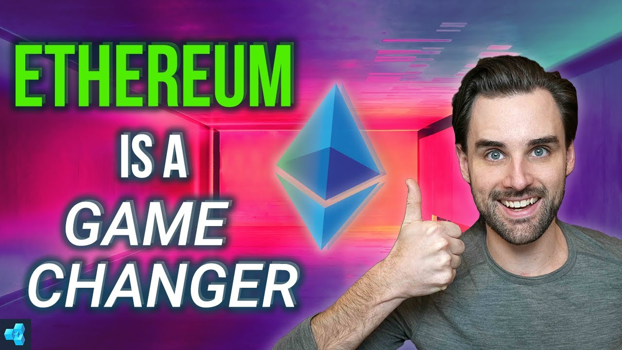 THIS IS HOW ETHEREUM CHANGES THE INTERNET!