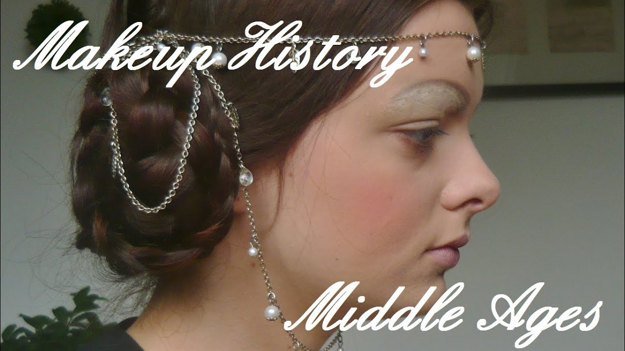 makeup history middle ages