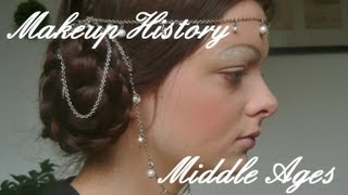 Makeup History: Middle Ages