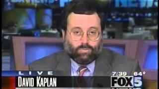 FOX (WTTG) 9-11-2001 News Coverage PRE-ATTACK...