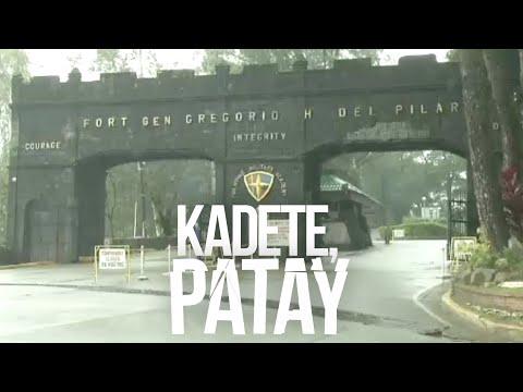 24 Oras: 20-anyos na kadete, namatay sa loob ng Philippine Military Academy