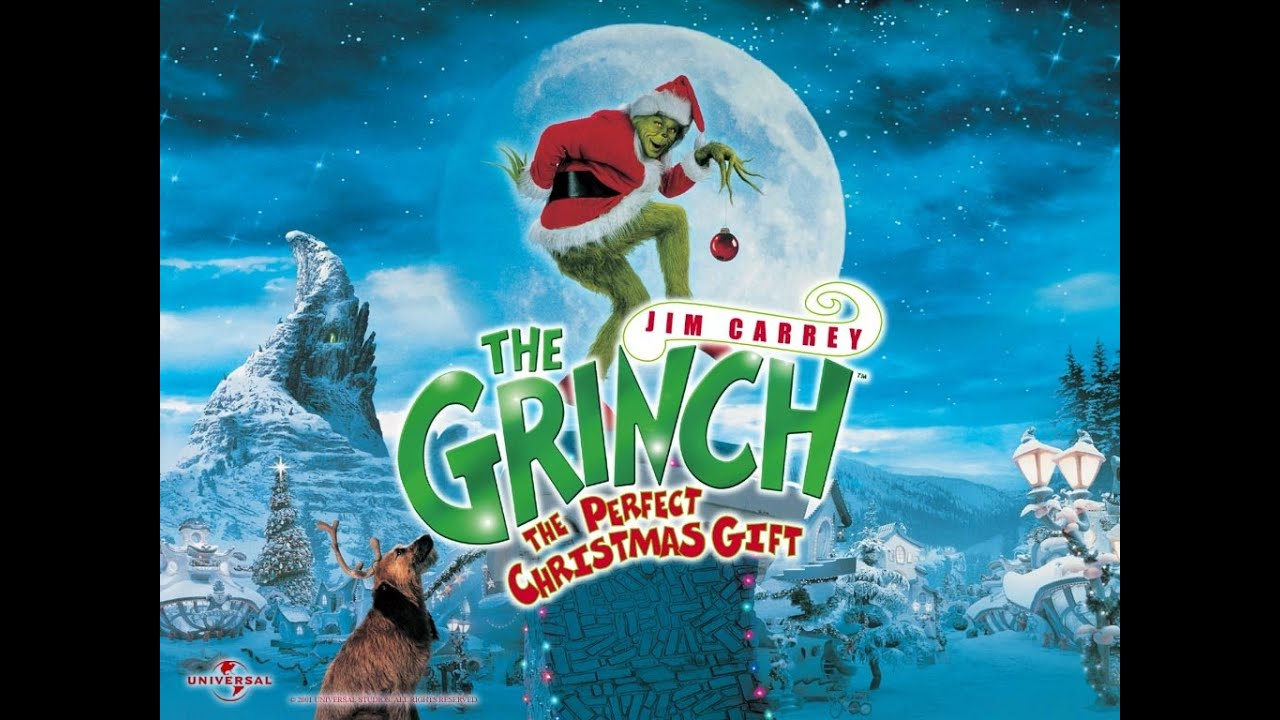 Dr. Seuss' How the Grinch Stole Christmas (2000) Movie Review ...