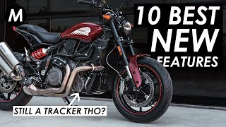 10 Best New Features On The 2021 Indian FTR 1200 (S, R Carbon, & Rally)