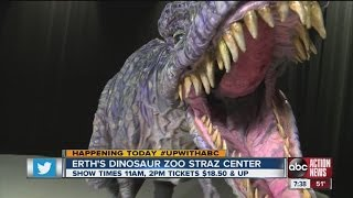 Dinosaurs Invaded ABC Action News