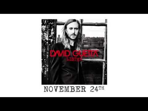David Guetta - Listen - new album audio mix