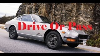 Drive Or Pass: Nissan Z-Car