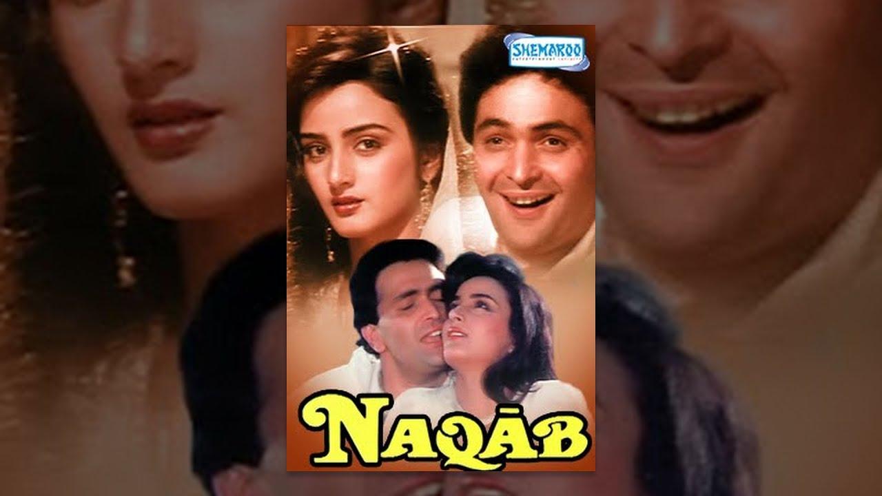 Download Naqab - Hindi Full Movie - Rishi Kapoor, Farah - Best Movie