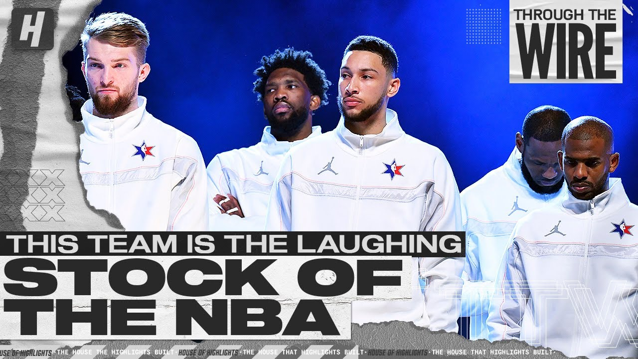 This Team Is The Laughing Stock of The NBA | Through The Wire Podcast