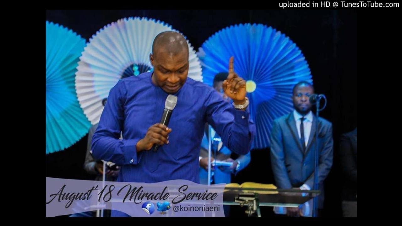 August 2018 Miracle Service Koinonia with Apostle Joshua  Selman||sbicconnect com