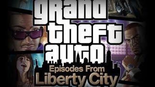 Grand Theft Auto - Xbox 360 - Episodes From Liberty City - Jogo Zerado - Como é o jogo?