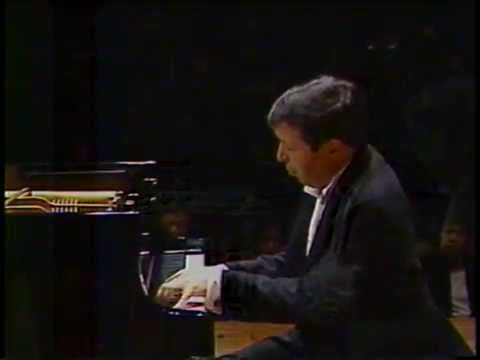 Murray Perahia Beethoven Moonlight Sonata(1st and 2nd Movement)
