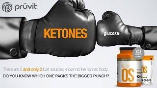 Getting Keto Adapted (ketones vs: glucose as fuel)