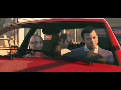 GTA V (Dan Croll - From Nowhere (Baardsen Remix)) PC trailer