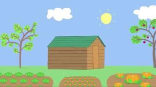 Свинка Пеппа-(Дедушкин Паровозик)