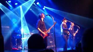 Imperial State Electric - Narrow Line + drum solo (Tavastia, Helsinki, 25.04.2012)