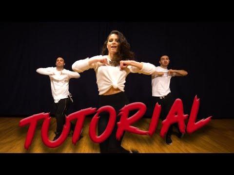 HUGEL Feat. Amber Van Day  - WTF (Dance Tutorial) | Choreography | MihranTV