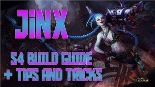 Jinx - S4 Build & Guide - League of Legends