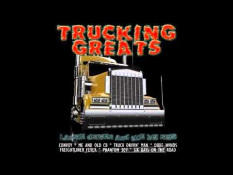 Trucking greats - Teddy Bear