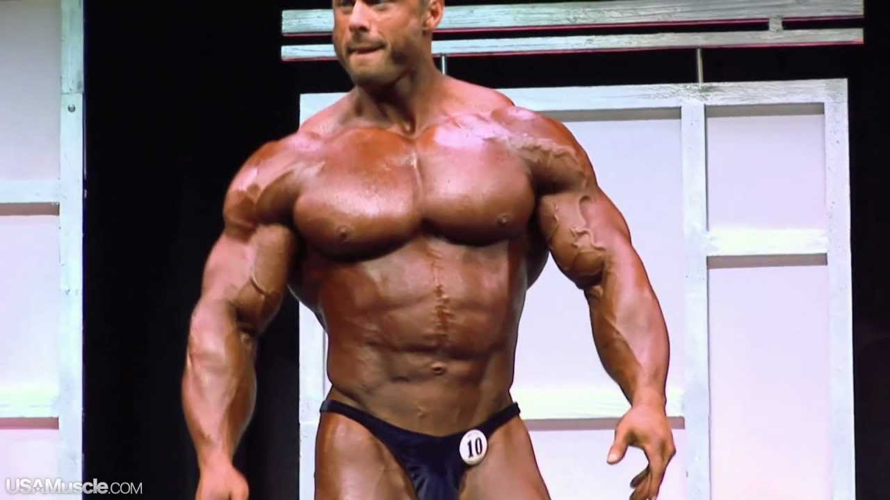 2011 IFBB PBW Tampa Pro Bodybuilding Championships - YouTube
