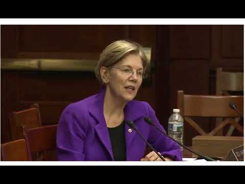 Senator Warren: Tax cuts for the wealthy ruined Kansas