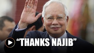 'Thank you for arresting me, Najib, finally got to meet Anwar'
