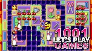 Mr. Do! (Arcade & Neo Geo) - Let