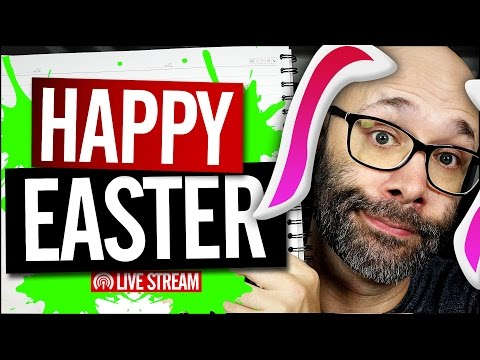 YouTube Tips and Subscriber Hangout | Happy Easter!