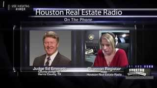 Judge Ed Emmett - Harris County Texas - Part 1 of 2