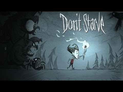 A Quick Look At Don't Starve (By Klei Entertainment) - [SAVE+GAME] Ep. 06