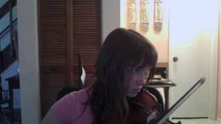 Lilium Violin Arrange