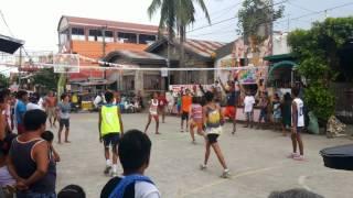 Volleyball ng mga bakla