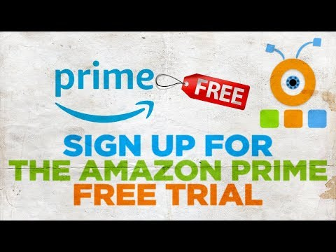 How To Sign Up For The Amazon Prime Free Trial