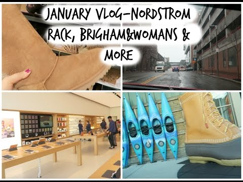 Ugg Boots At Nordstrom Rack & Apointment At Brigham&Womens Hospital