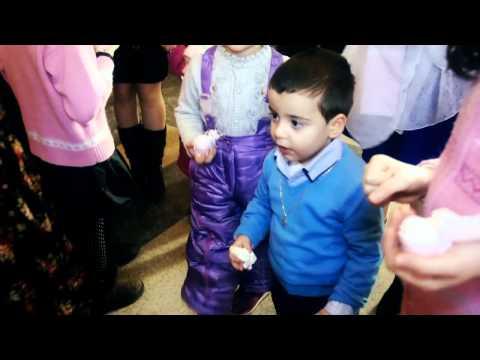 Крещение Армянского Мальчика