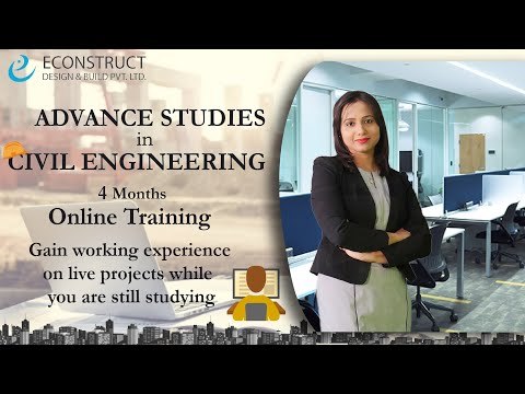 Online Foundation Course for Civil Engineers