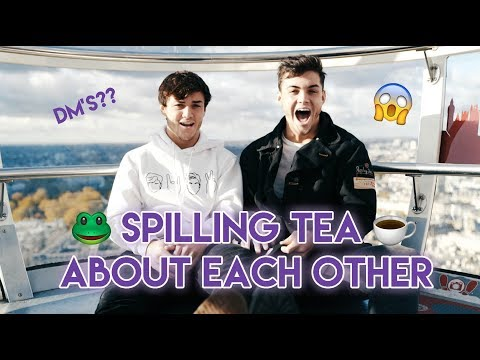Download Youtube: Spilling Tea About Each Other!!