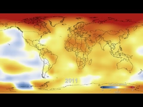 Download Youtube: Global Warming: 1880-2011