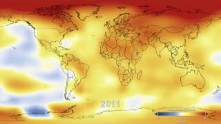 Global Warming: 1880-2011