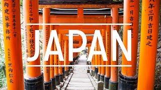 3 Weeks Travel Around Japan! - (Tokyo to Hiroshima)