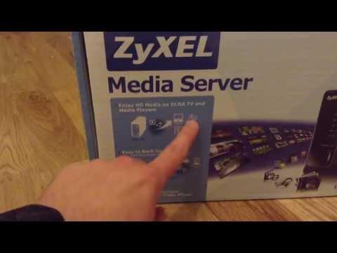 Zyxel Nsa310 Custom firmware
