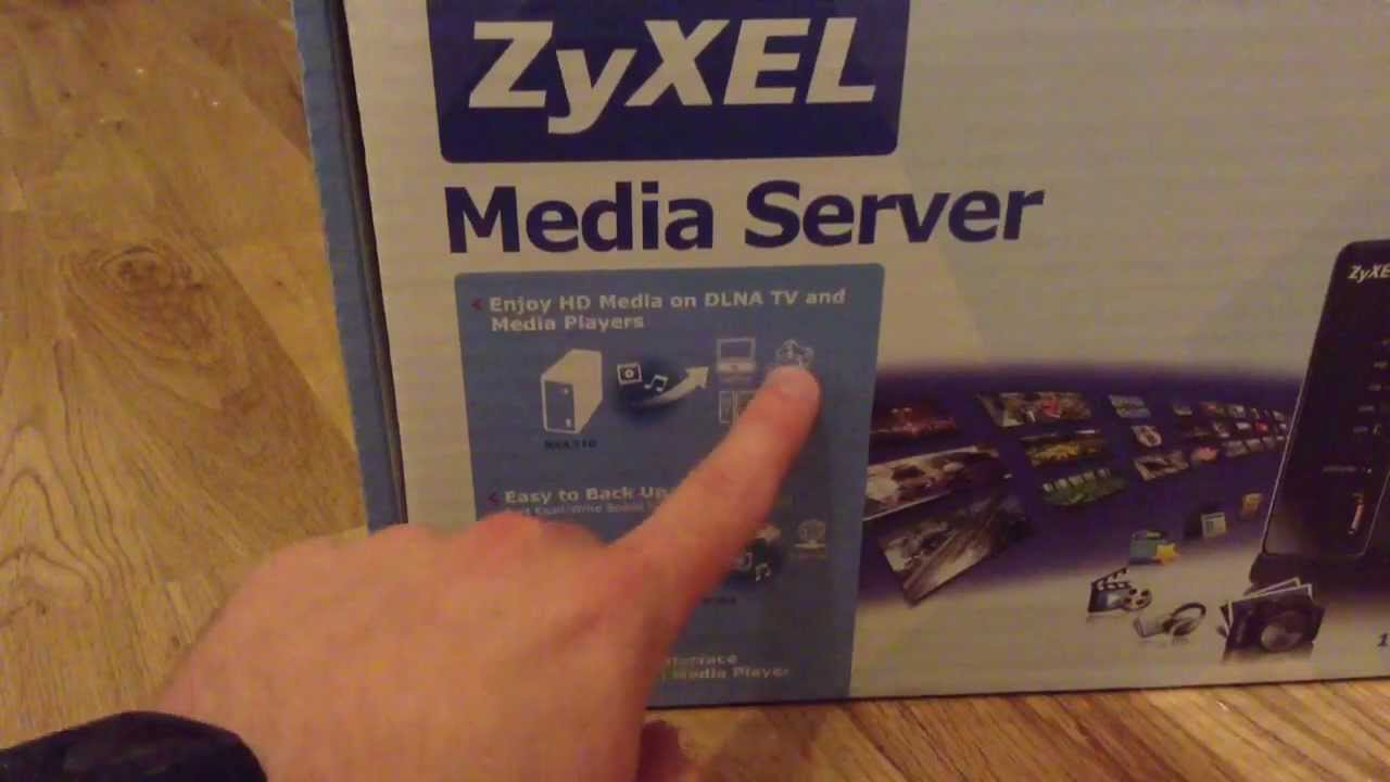 ZYXEL NSA310S MEDIA SERVER DRIVER DOWNLOAD