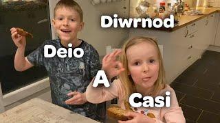 Deio a Casi | Flogwyr Fideo Fi | Fideo Fi