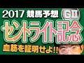 【競馬予想】 2017 セントライト記念 血筋を証明せよ!!