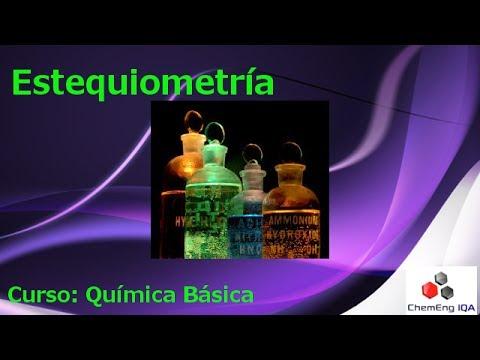 Estequiometría (cantidades de reactivos y productos) // QB49 - YouTube