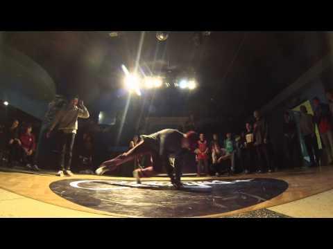 Irokez Vs Po Tape Vs Feel | FINAL | Breaking | 2x2 Random | ZAKRUTI | OZERSK | 13 09 15