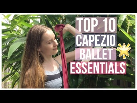 Top 10 | Capezio Ballet Essentials 2016
