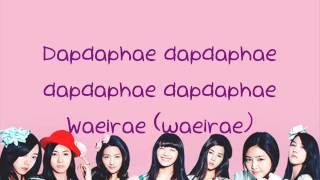 A Pink-Let Us Just Love lyrics.wmv