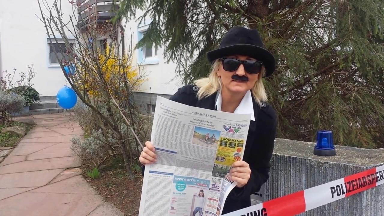 Detektiven agenten kindergeburtstag party youtube
